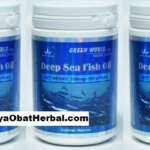 Deep Sea Fish Oil Softgel Green World