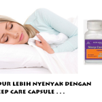 Sleep Care Capsule